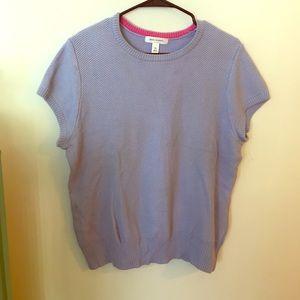 Isaac Mizrahi for Target - Sweater Tee